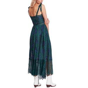 b26138f5a2 Free People Dresses - Free People Seven Wonders Maxi Dress